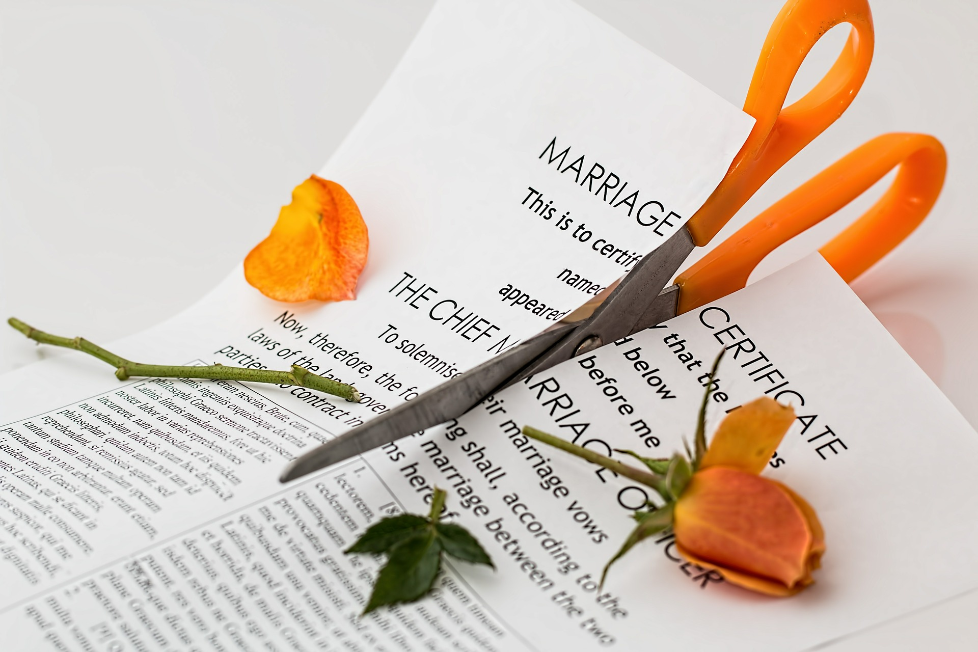 How To Write About My Failed Marriage